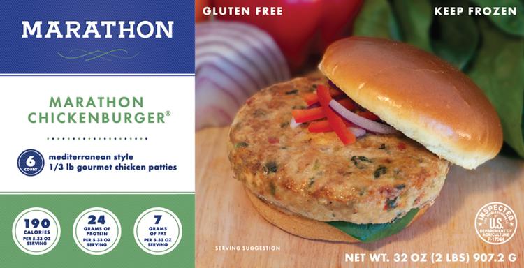 Marathon ChickenBurger  ®