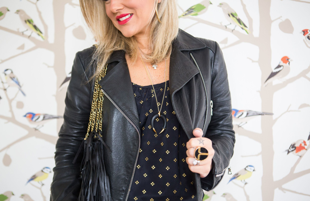 Blogzilla NYC - Leather Jacket