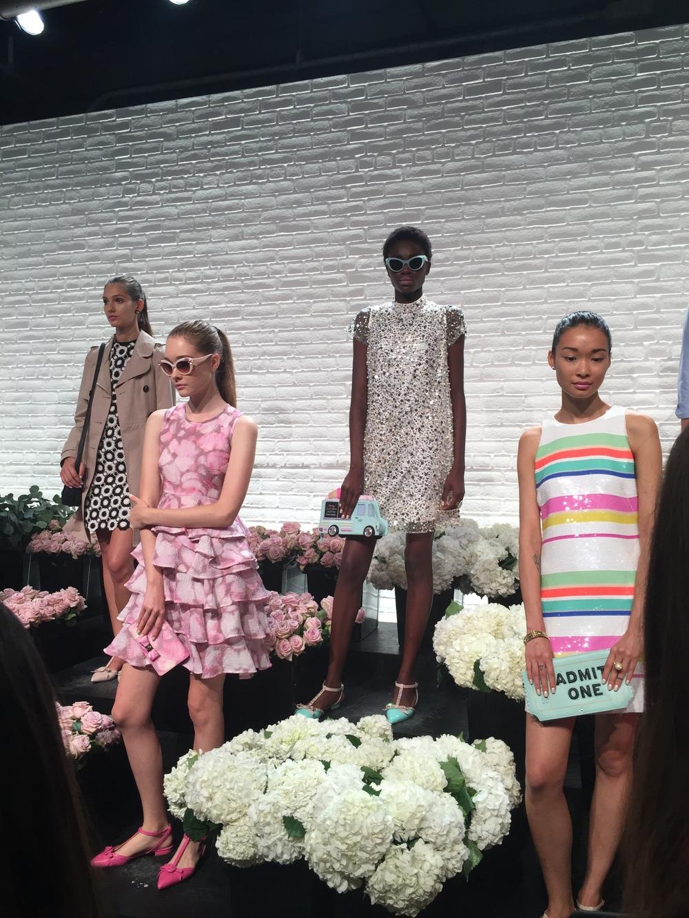Blogzilla NYC - Kate Spade - NYFW15