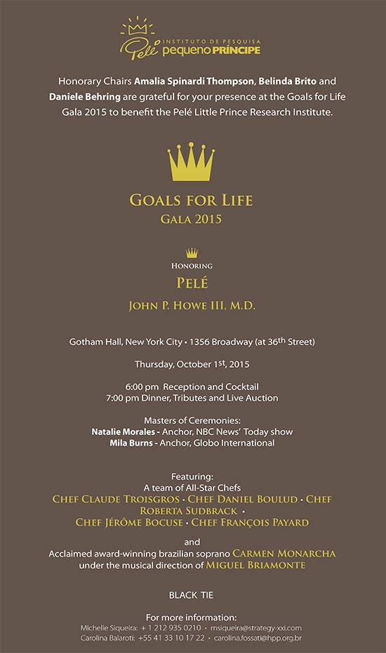 Blogzilla NYC - Goals for Life Gala NYC 2015