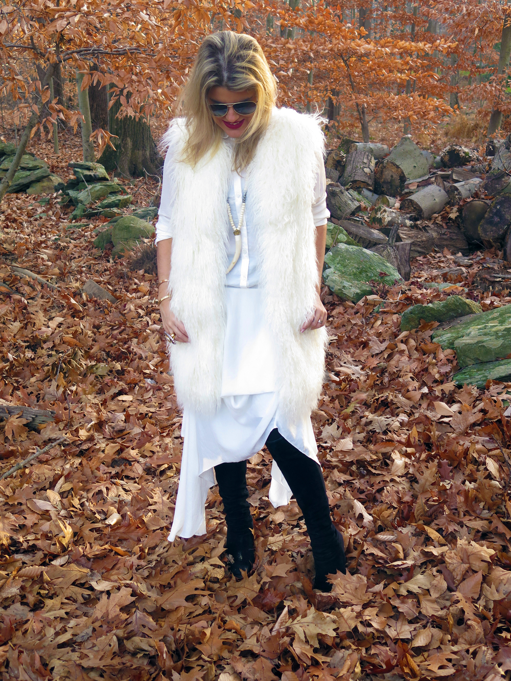 Blogzilla NYC - Have all a white New Year