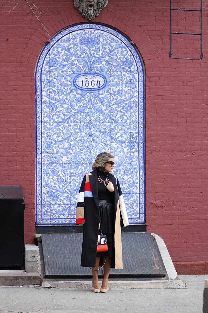 Winter Skirt - Blogzilla NYC