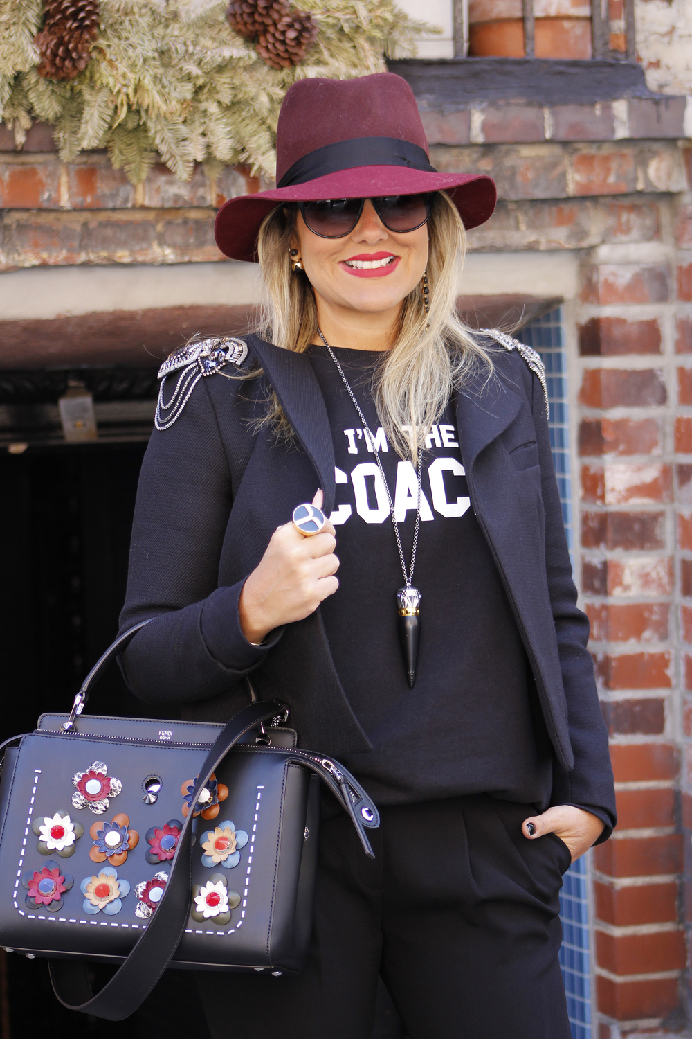 Coach of my life - Blogzilla NYC