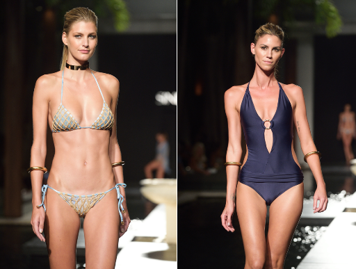 SInesia Karol Miami Swim Fashion Week - Nana Cunha