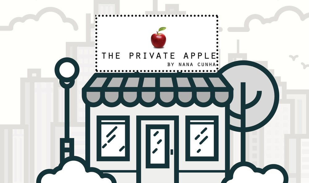 POP UP THE PRIVATE APPLE