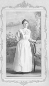 Amelia Anderson served as a school and township welfare nurse in St. Charles for over twenty years.