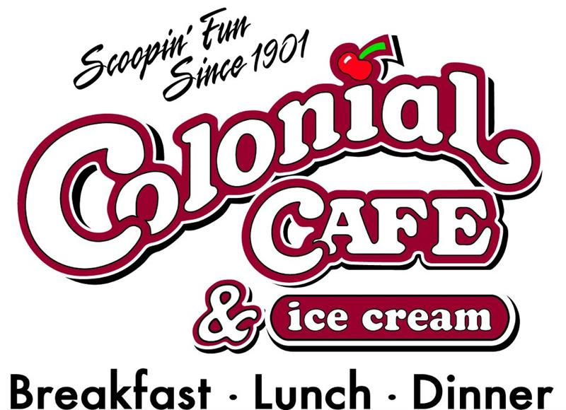 Colonial Cafe St Charles Menu