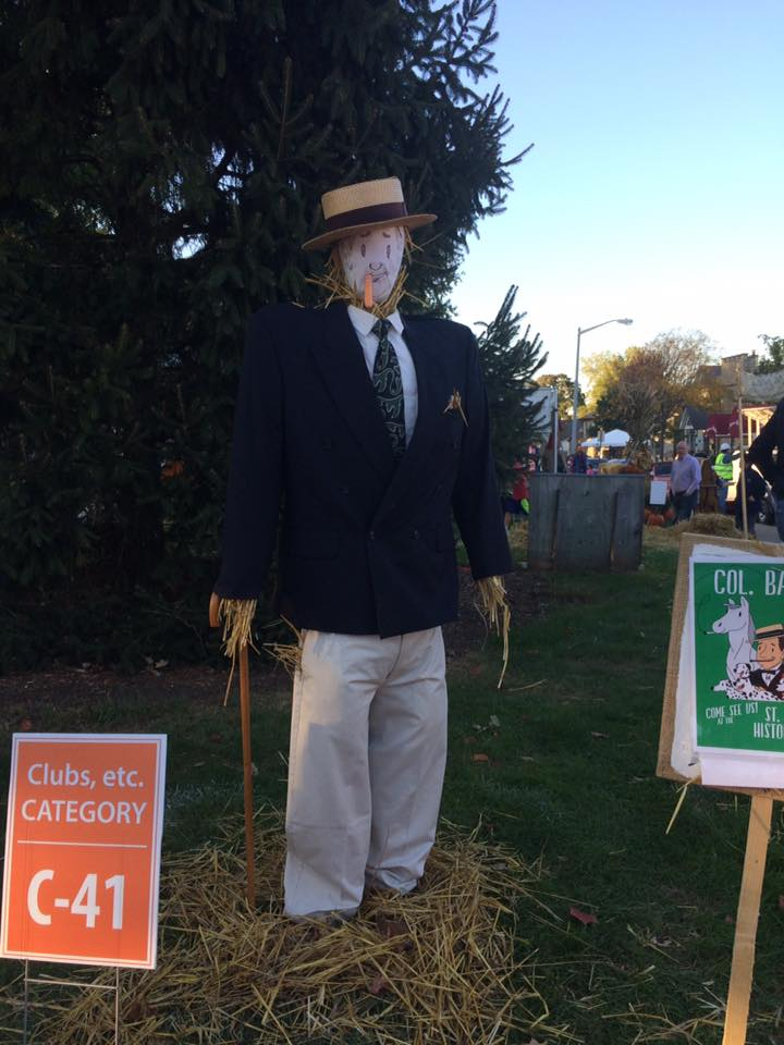 Scarecrow Fest 2016 Entry