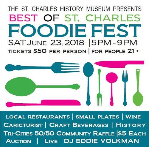 Best of St. Charles Foodie Fest