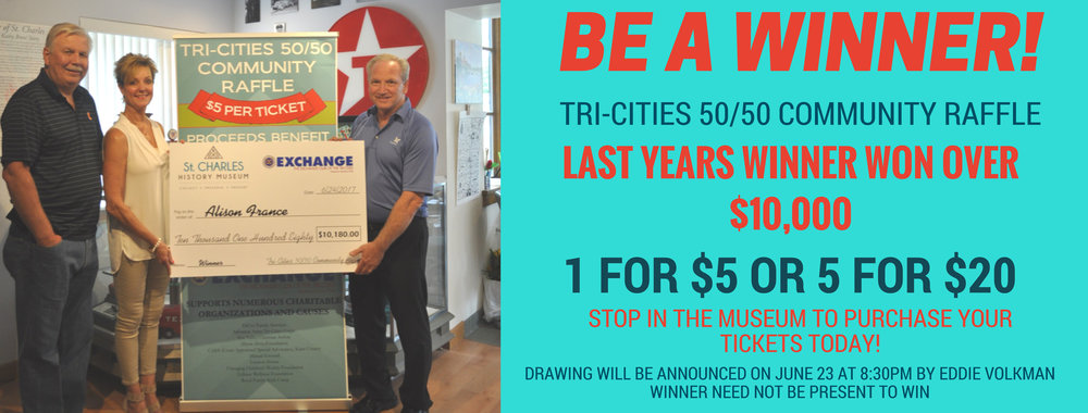 Be a Winner 5050 Raffle Poster.jpg