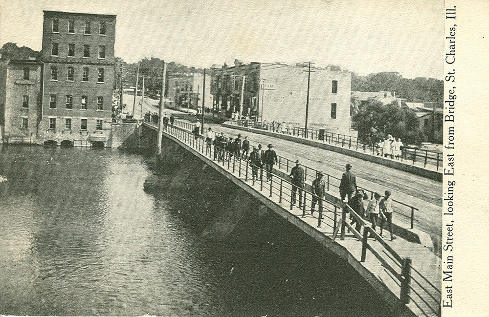 8. Main Street Bridge 1836-Present
