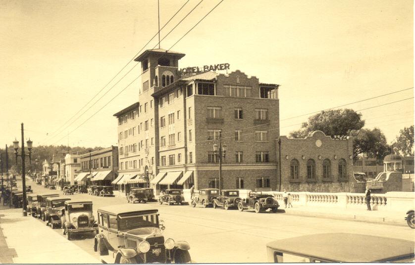 21. Hotel Baker