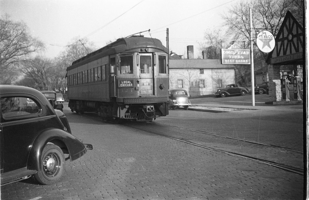26. St. Charles Trolley Line
