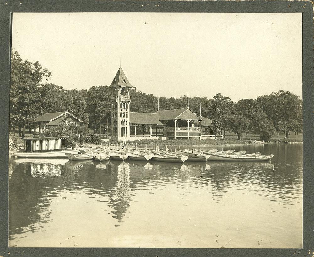 Pottawatomie Pavilion