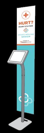 Healthy Roster Injury Kiosk