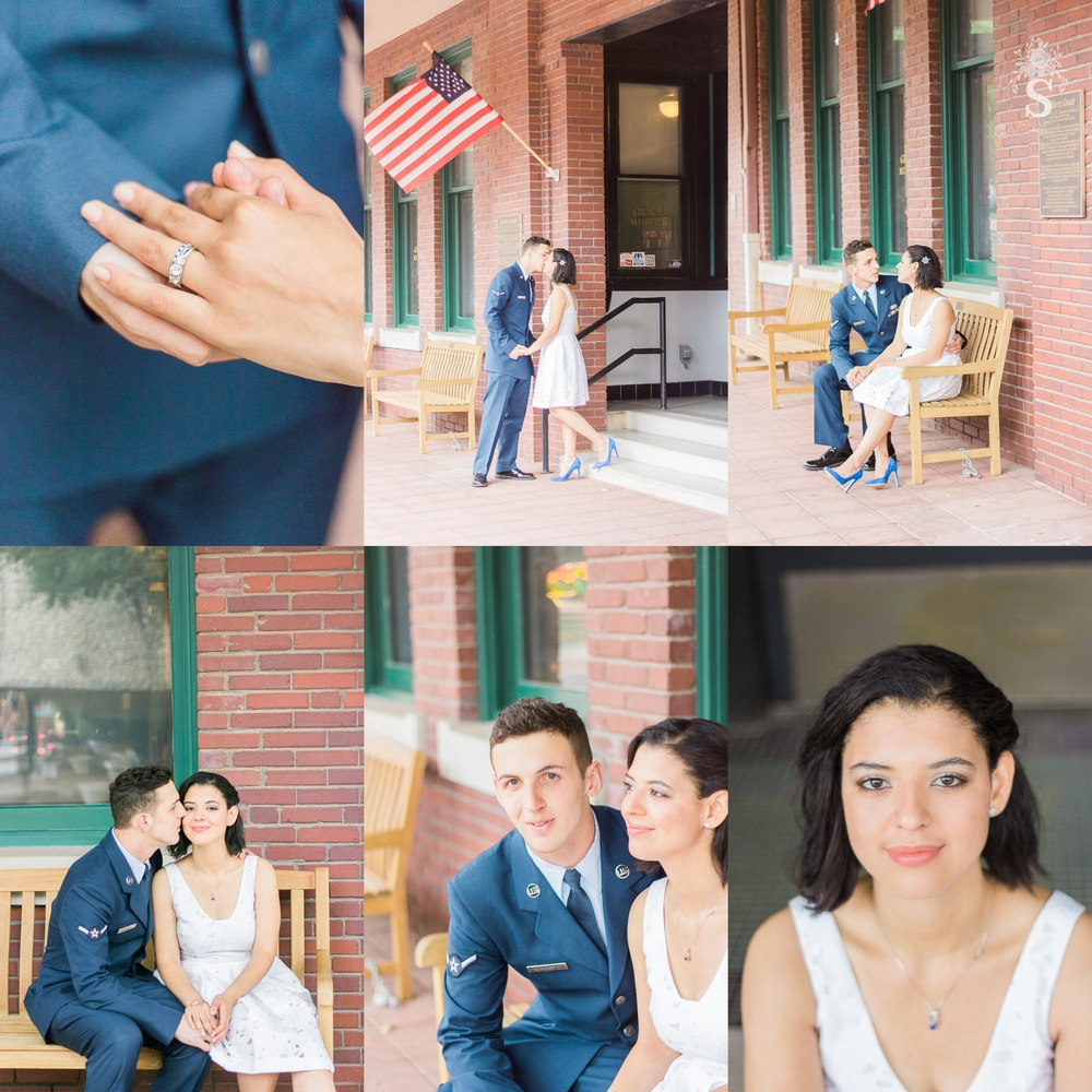 abilene texas wedding engagement photography