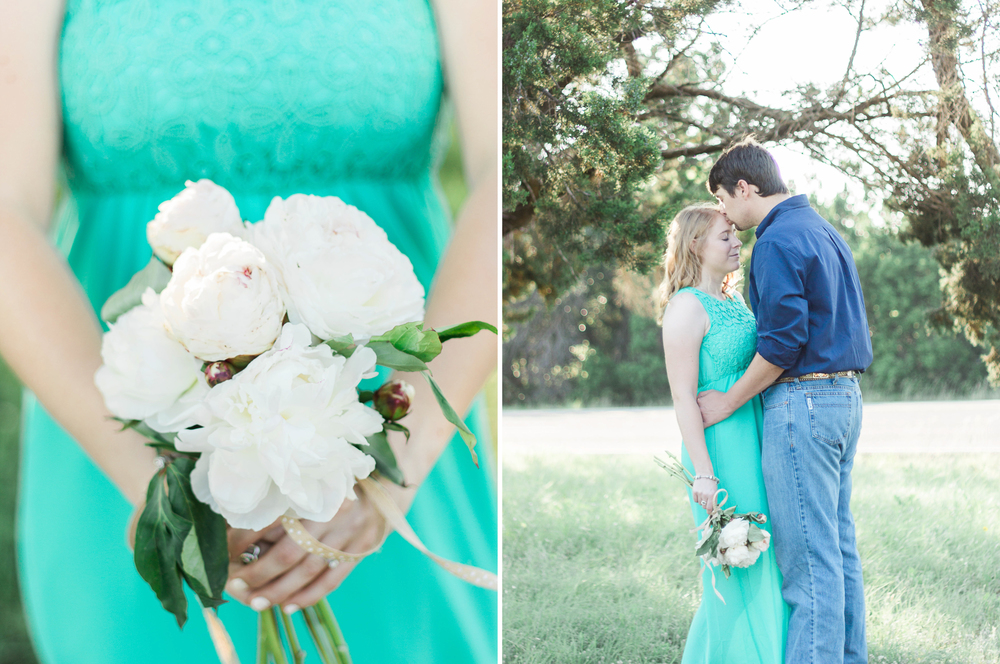abilene texas engagement wedding photographer