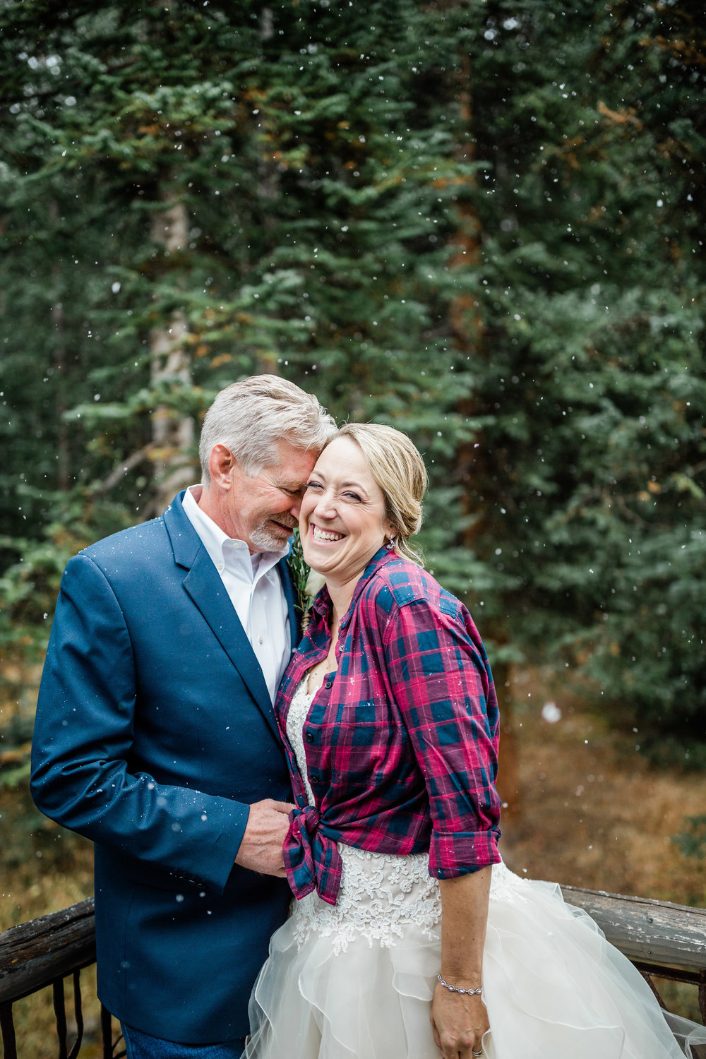 der New Mexico Santa Fe Telluride elopement photographers in colorado