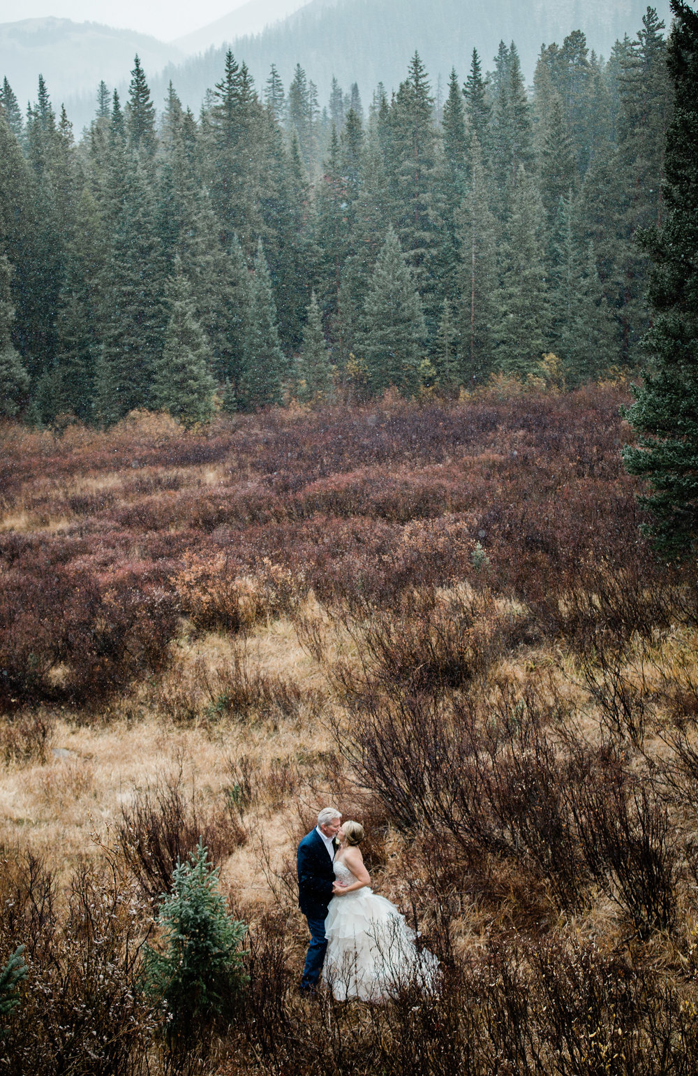 der New Mexico Santa Fe Telluride elopement photographer in colorado