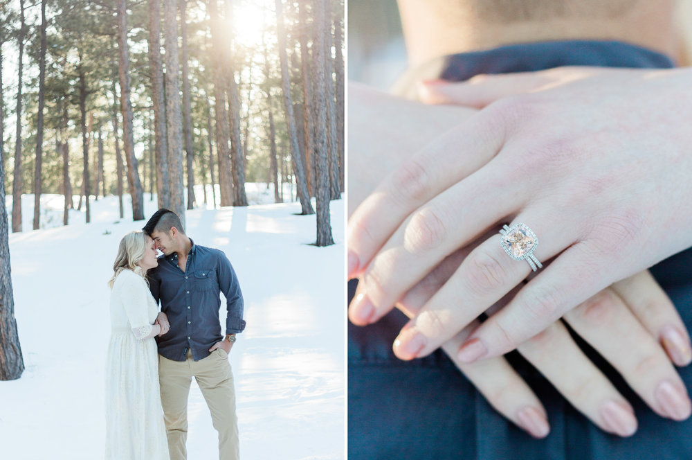 colorado wedding elopement and engagement photography
