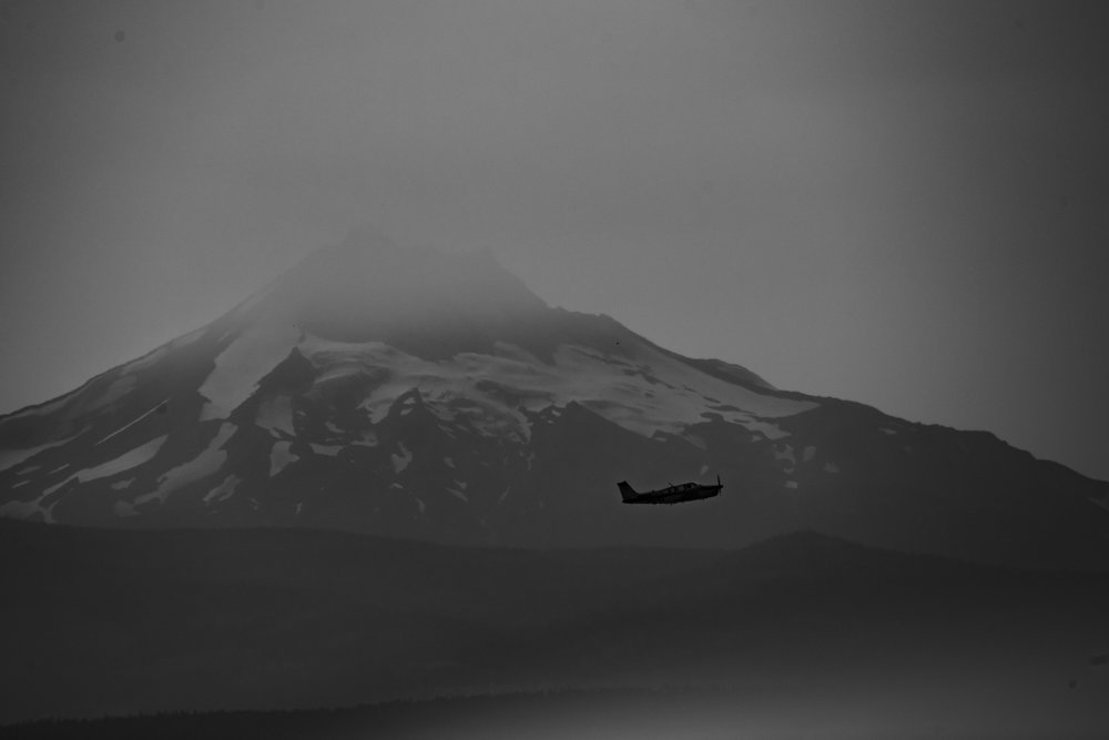 Madras Airport | Mount Hood | Oregon
