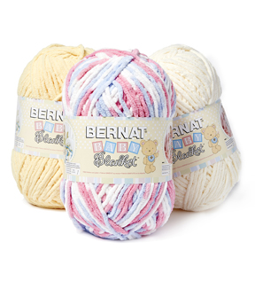 Sample colors for baby blankets