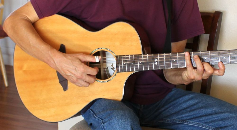 Is fingerstyle guitar difficult to learn