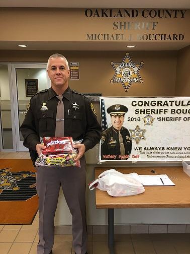 Veteran & Officer Chris Smith, Oakland County Sheriff's Office