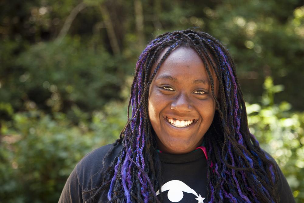 Nacia Russell, Life Academy, Oakland