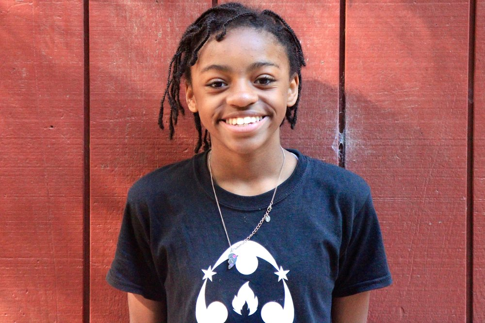 Ah'Maya Parker-Alexander, Gateway Middle School, San Francisco
