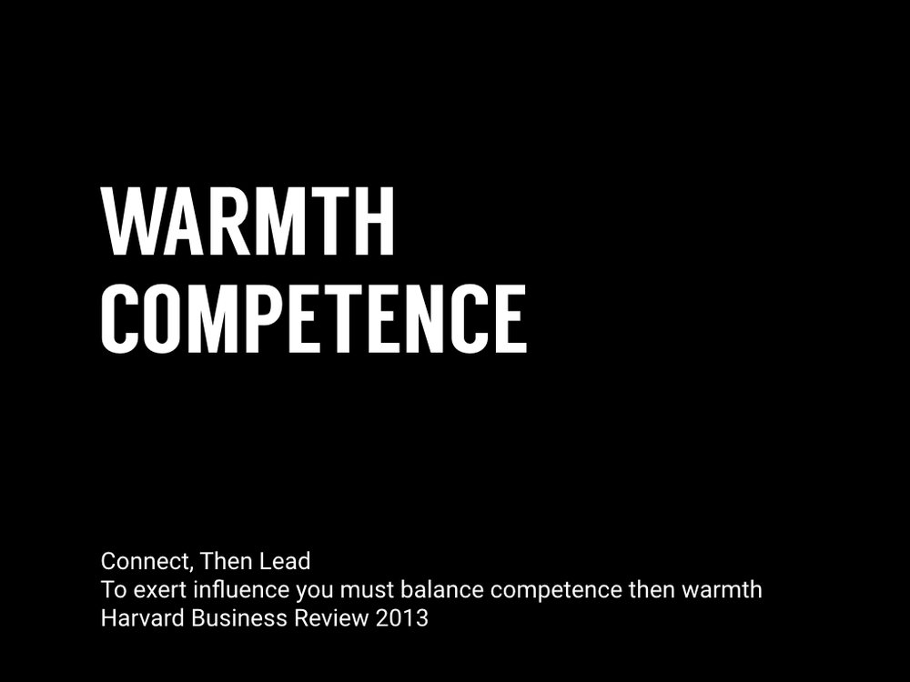 Connect, Then Lead  Harvard Business Review