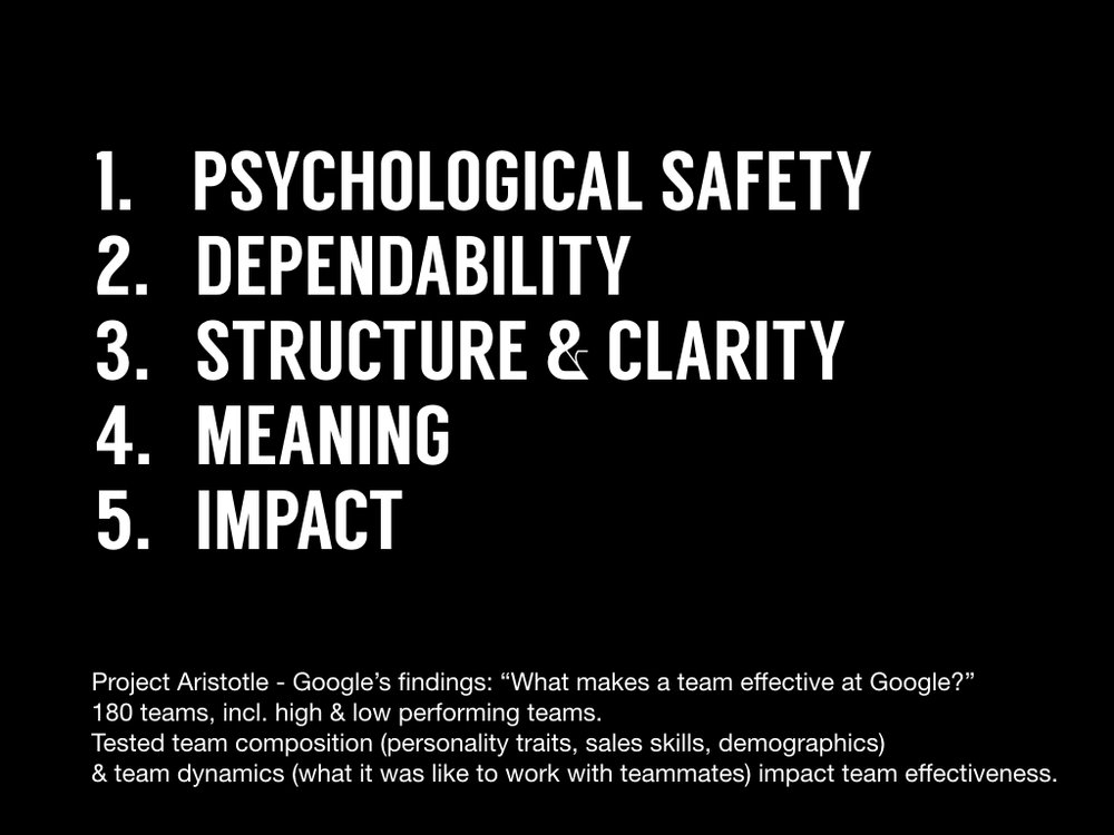Read more about  Google's findings here .