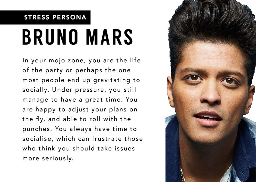 Bruno Stress Persona