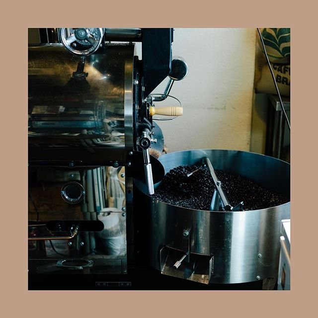 #ritarucoffee #yriicamag #coffee #hokkaido #roasting