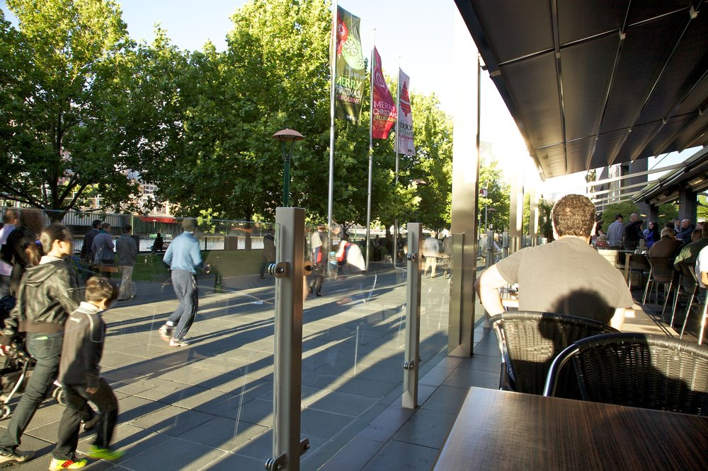Fig 6: Southbank in Melbourne