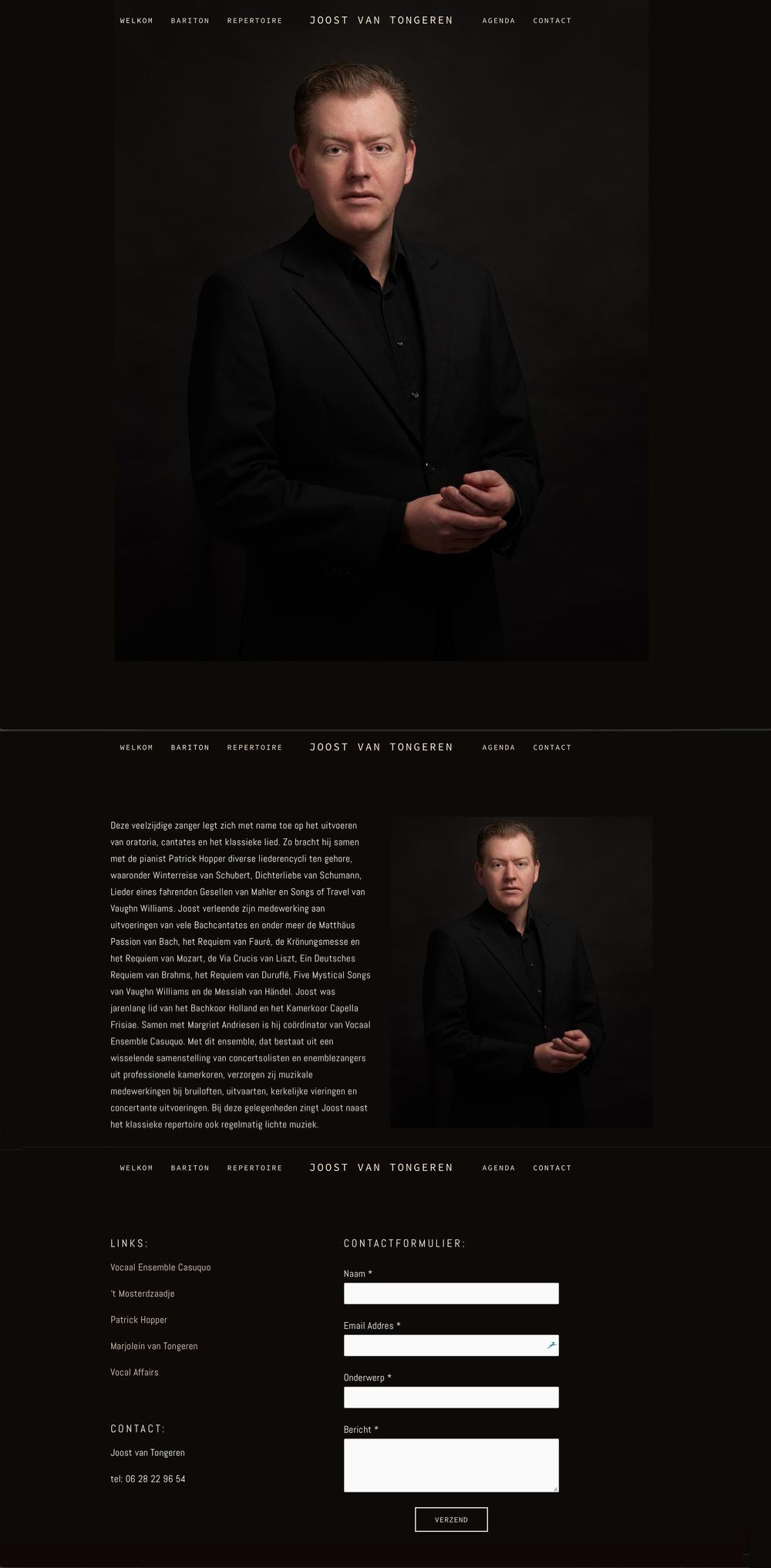 www.joostvantongeren - Maikel Thijssen Photography Amsterdam