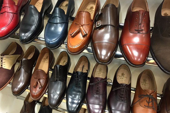da40a22533953 The shop offers a good, broad range with prices from £130, considerably  less than half the usual retail price. Whilst the factory shoe shop  currently only ...