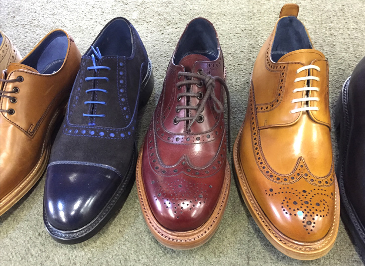 Searching For The Perfect Northampton Brogue Northampton