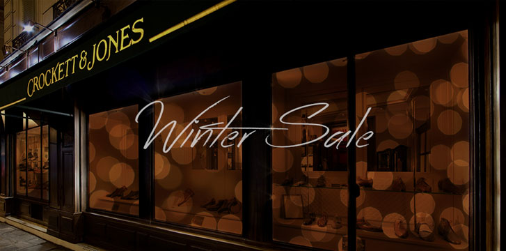 Crockett Jones Are Offering Up To 30 Off Selected Styles In Their Shop At 92 Jermyn Street From Tuesday 27th December Sunday 29th January