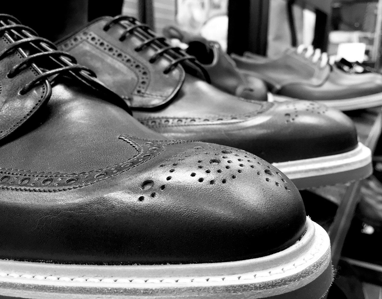 3cd3162c9e071 News & Shoes. News & Shoes from Northamptonshire shoe factory shop visits  ...