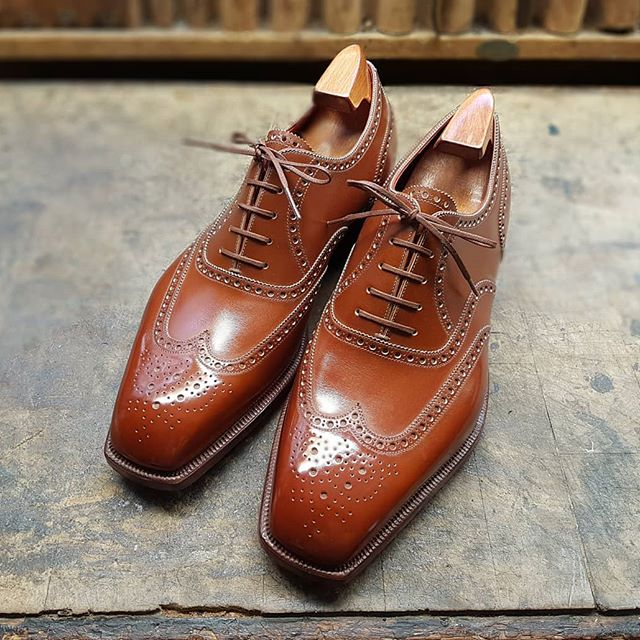foster_and_son Bespoke Tan Full Brogue Oxford.jpg
