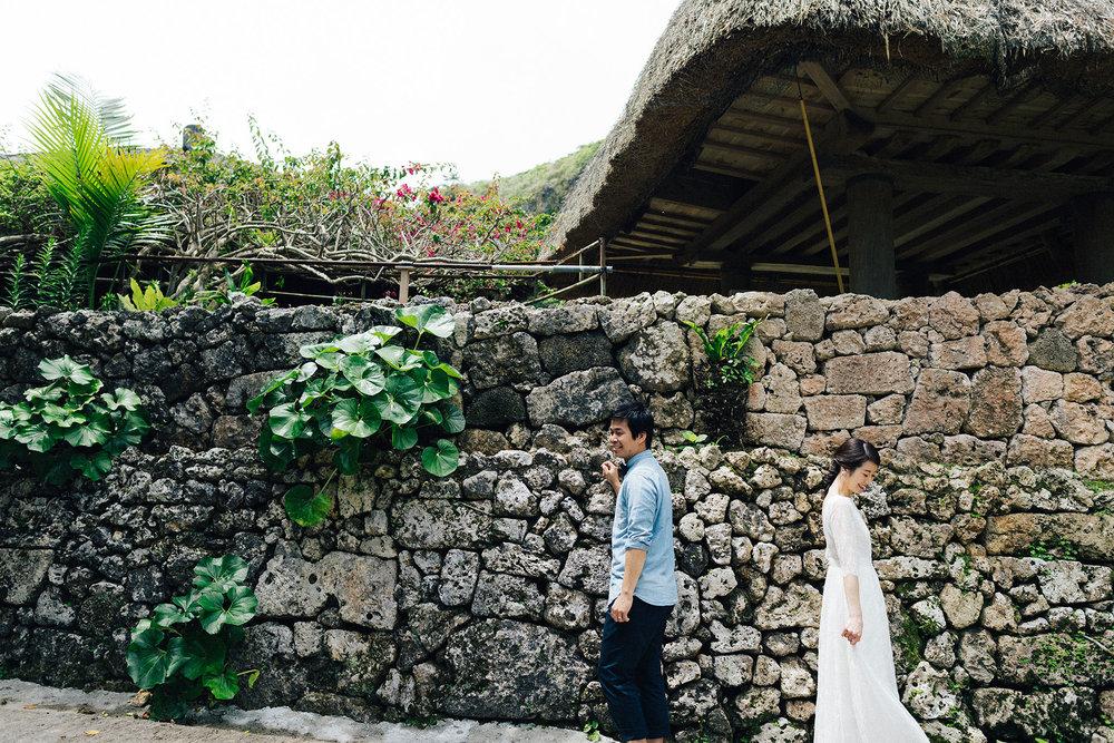 琉球村内には撮影スポットがたくさん