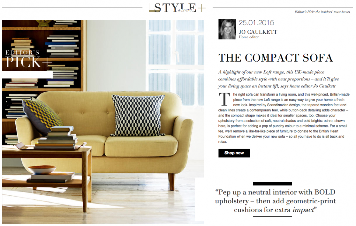 Marks And Spencer Living Room Furniture Ss15 Malmo Sofa Paul Tanner