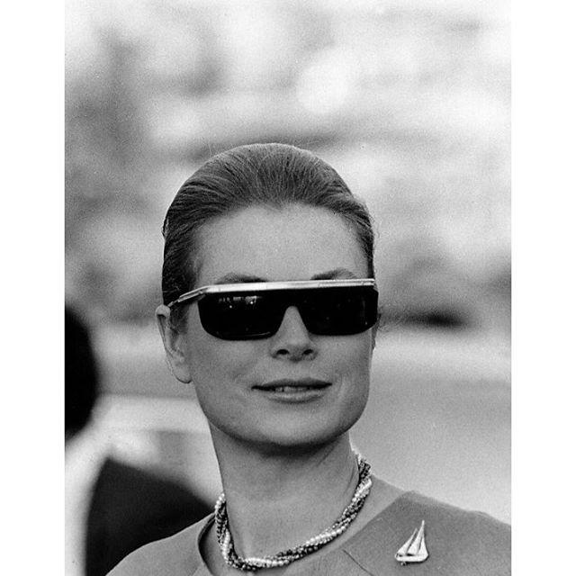 #inspiration #gracekelly #sunglasses #1970s #bespokeeyewear #handmadeinengland #madetomeasureeyewear