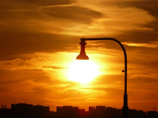 You're a brilliant beacon of Light, breaking up the darkness, calling on others to shine their Light as well.