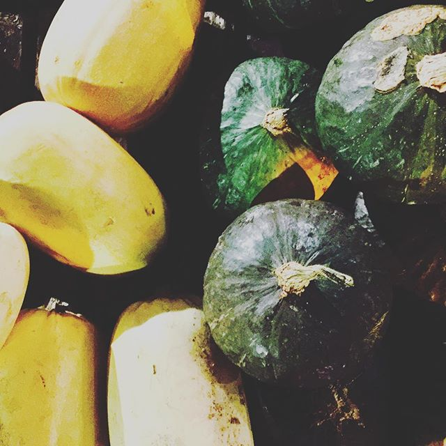 Hello, Friday. 🍂 #figtoforkontheroad #farmersmarket #picoftheday #halfandhalf #healthy #unionsquaregreenmarket #nyc #fall