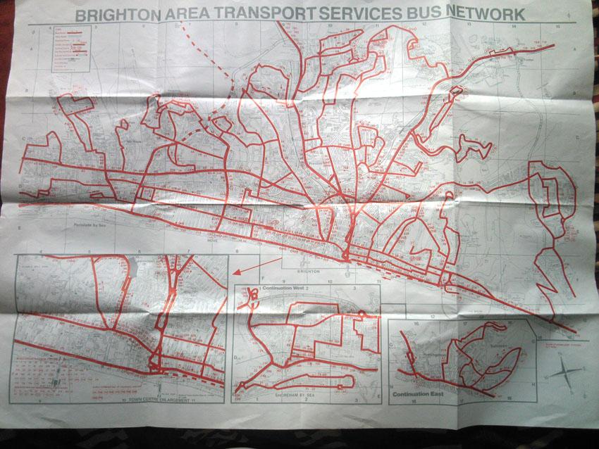Bus Routes 2
