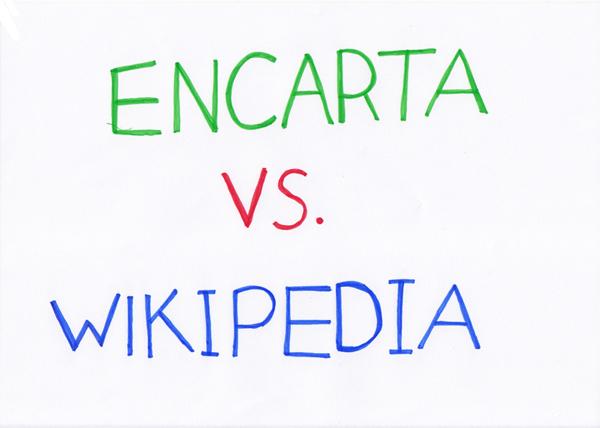 EncartavsWikipedia