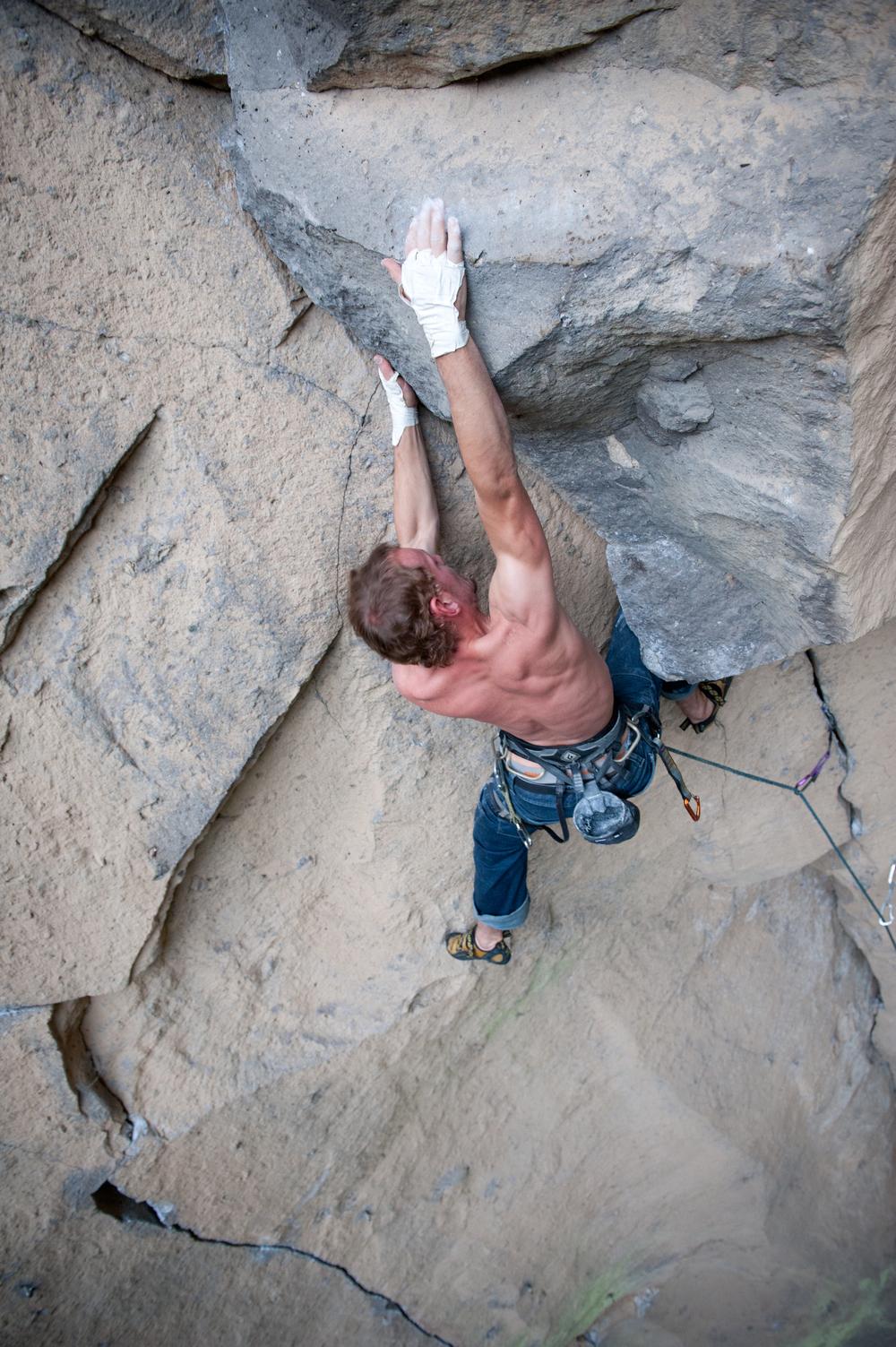 Climber: Karel Snoek