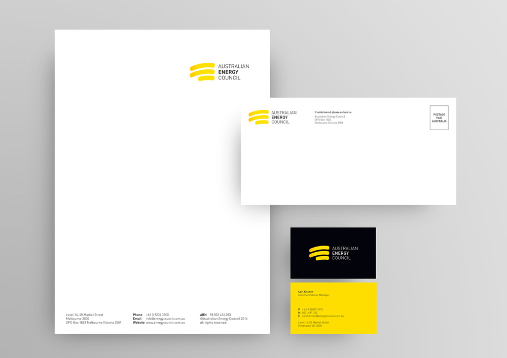 Printed and digital stationery